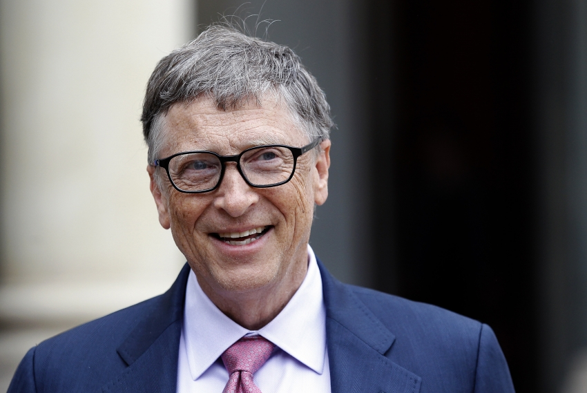It Looks Like Bill Gates Devotion To Child Welfare Doesn T Extend