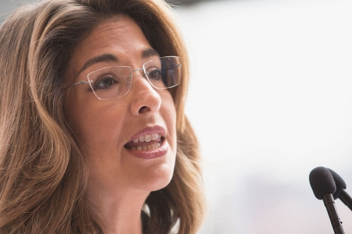 Naomi Klein on How Climate Change Fuels the Rise of White Supremacy