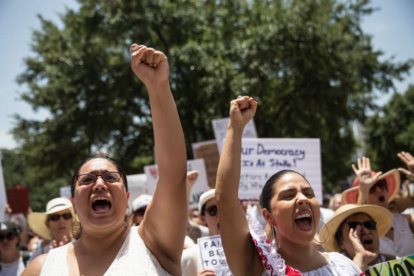 Its Not Just Demonstrators Saying >> What We Mean When We Say Abolish Ice In These Times