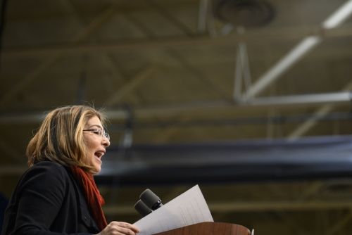 "Naomi Klein on Climate Chaos: ""I Don't Think Baby Boomers Did This. I Think Capitalism Did."""
