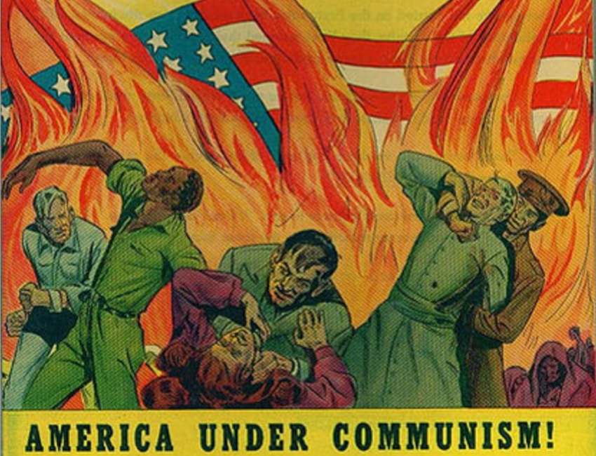hillarys thesis on communism Hillary clinton early life and career from  and finally the last stage—the political paradise of communism  in her 1969 thesis entitled there is.
