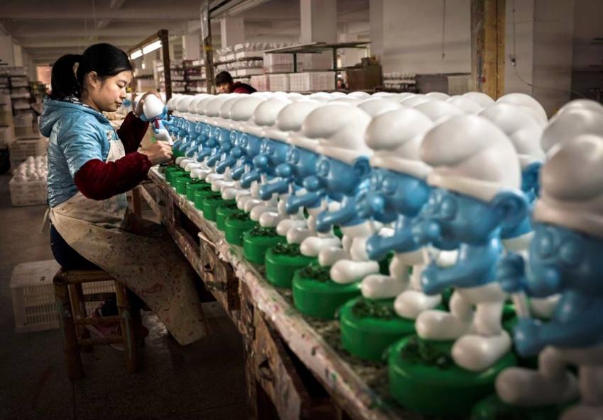 Resultado de imagen de chinese workers