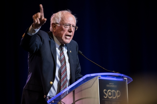The Media Doesn't Know How to Process the Fact That Bernie Sanders Is Winning