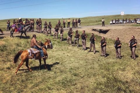 As Pipeline Demonstration Grows, North Dakota Authorities