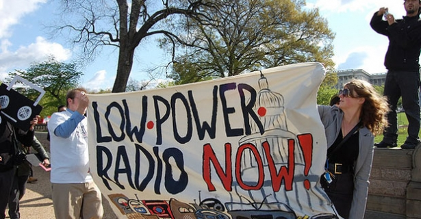Low power radio now