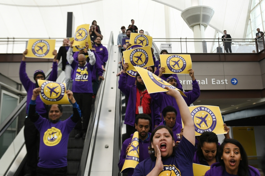 The Fight for a Green New Deal Can Start with Your Union Contract