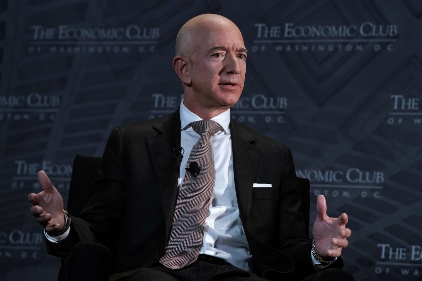 Don T Trust Jeff Bezos Preschool Philanthropy Scheme