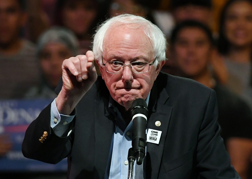 Bernie to Walmart: Pay Your Workers $15 an Hour, or Else