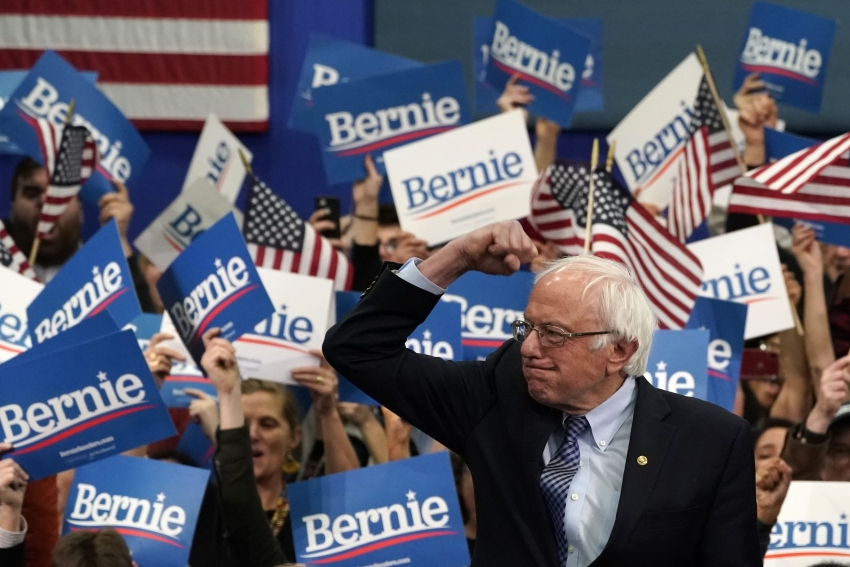 Labor Unions Were Crucial in Bernie Sanders' New Hampshire Victory