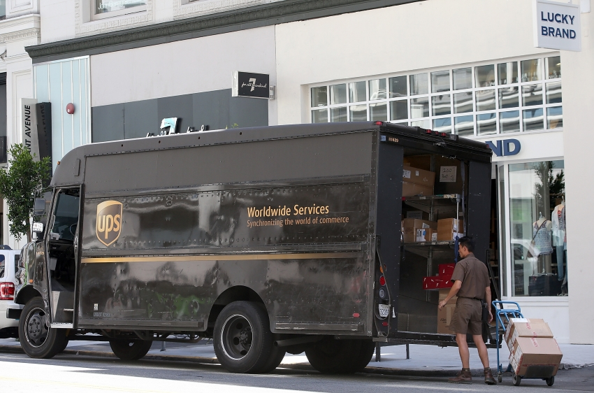 Over 90% of UPS Teamsters Just Voted to Strike