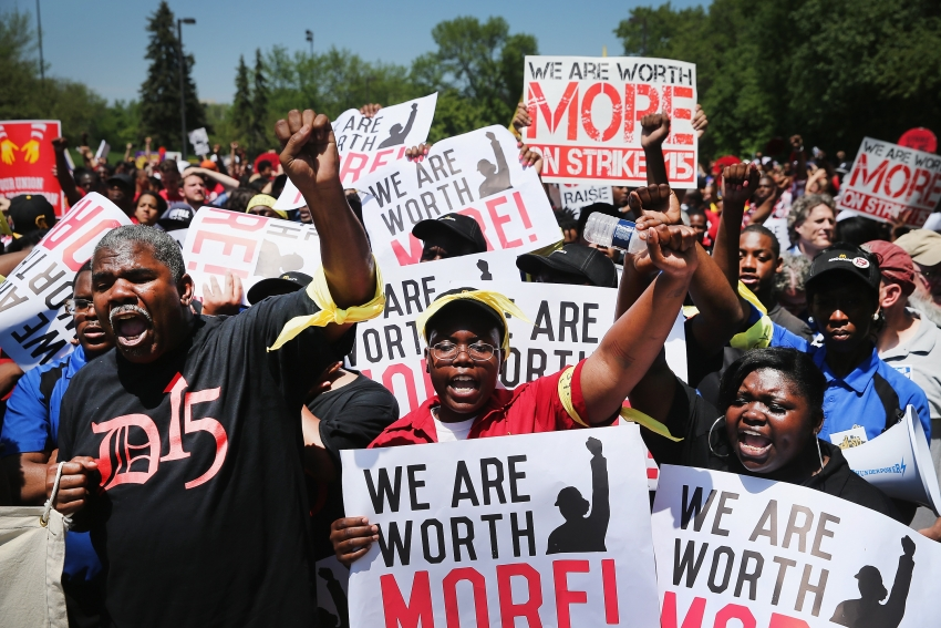 The Strike at McDonald's Is About More Than Fighting Abuse—It's About Workplace Democracy