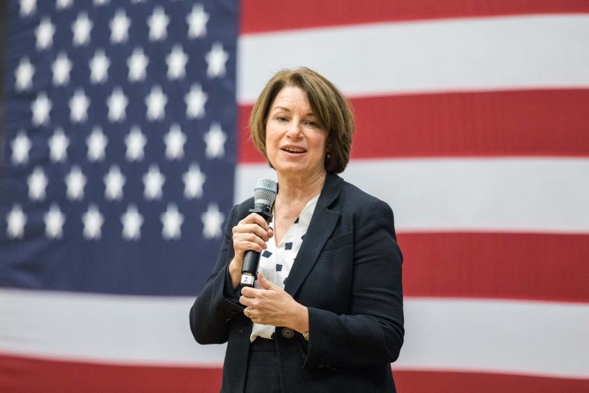 You Do Know Amy Klobuchar Is an Abusive Boss, Right?