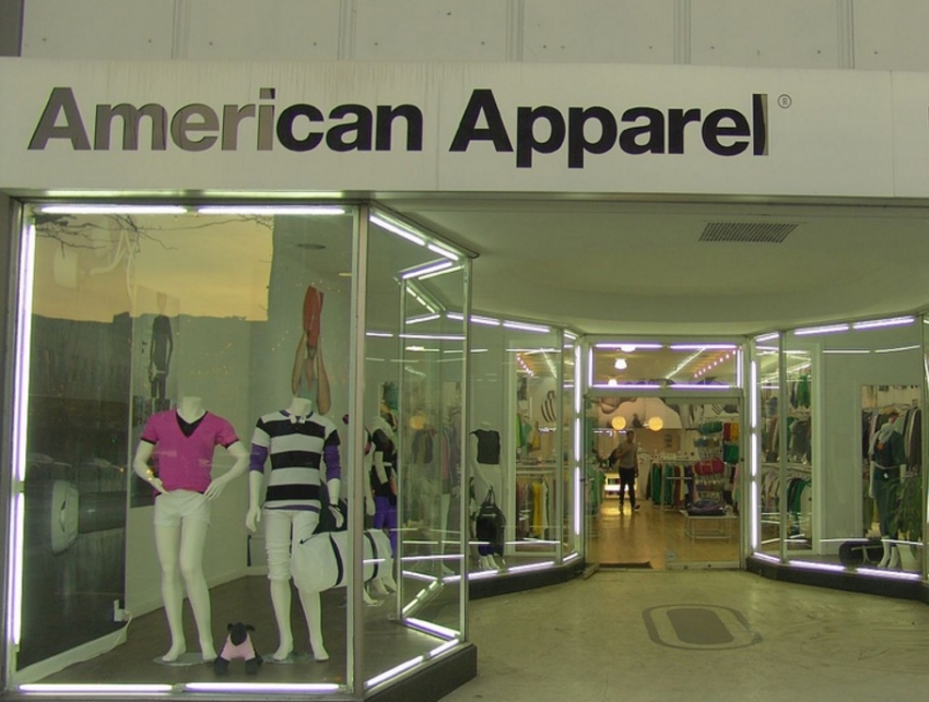 American made clothing stores