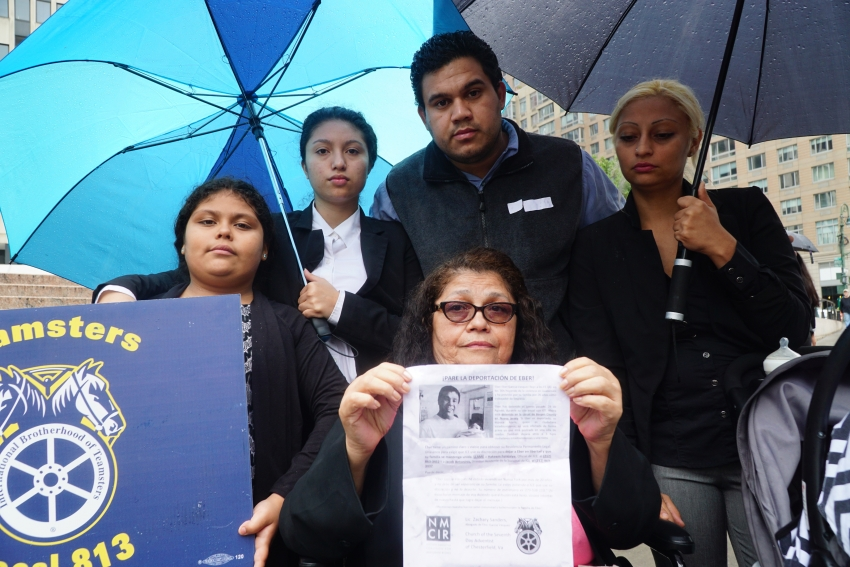 After Member Is Deported, New York Teamsters Declare