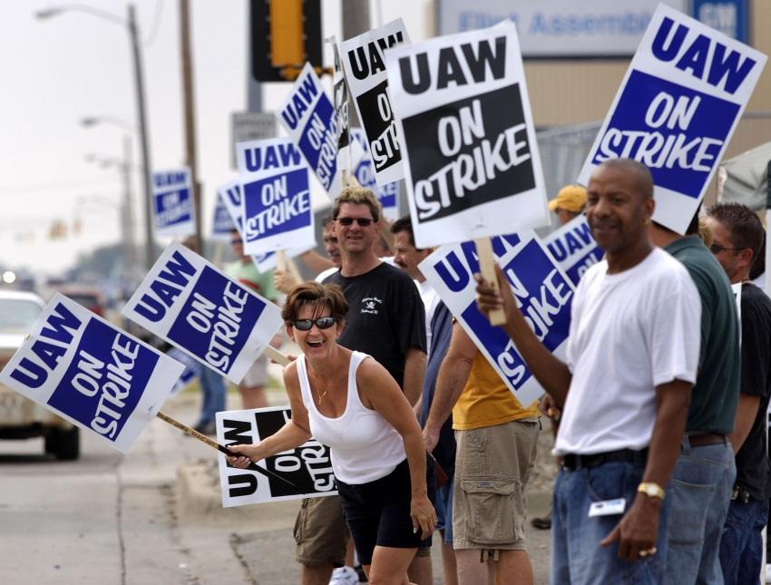 UAW Releases Agreement to End GM Strike; Deal Includes Closure Of Lordstown