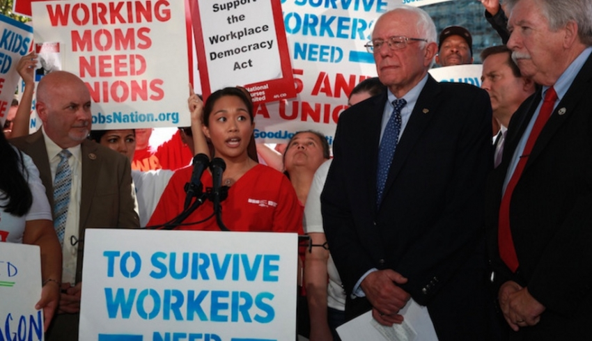 NLRB Ruling Says 2 California Nurses Were Illegally Fired During Union Drive