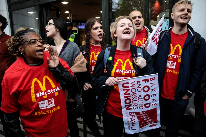 Fast Food Rights Campaign Uk