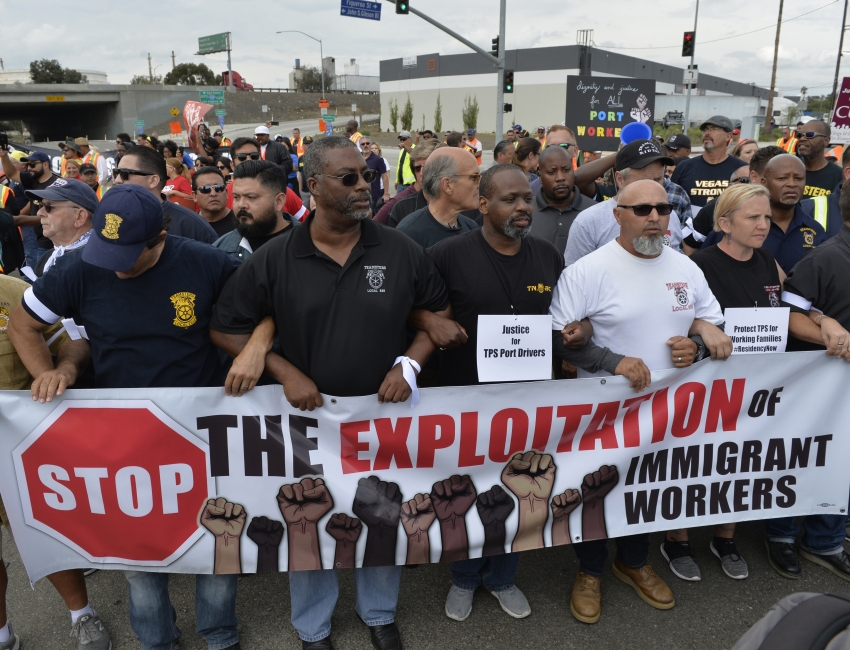 Unions Can Protect Workers From Deportation  This Coalition