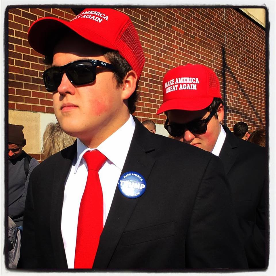 I Saw the Good, Bad and Ugly of Donald Trump Supporters at ...