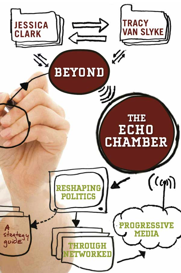 Beyond the Echo Chamber book cover