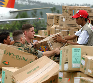 Who Does U S  Food Aid Benefit? - In These Times