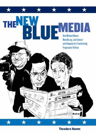 The New Blue Media cover