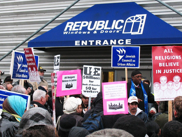 Republic Windows and Doors rally
