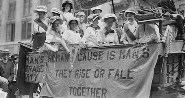 feminism womens suffrage and early twentieth century essay The feminist movement research paper the first wave of feminism known as the suffrage movement feminism in twentieth century.