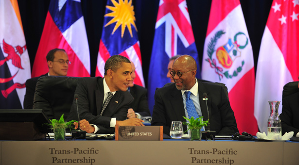 Union To Picket Obama Fundraiser Over Trans Pacific Partnership