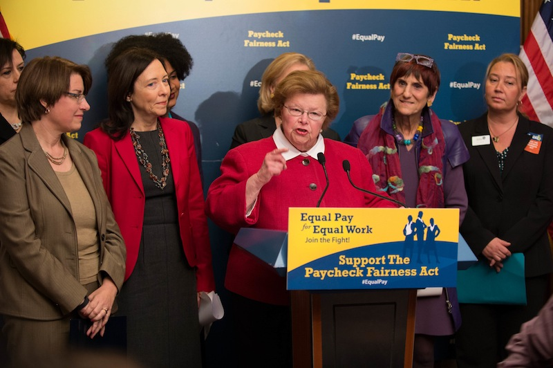 paycheck fairness The paycheck fairness act is an effort to address male–female income disparity  in the us the purpose of the bill is to stop retaliation against employees who.