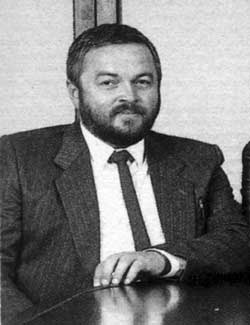 Ernest Backes