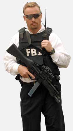 U.S. POLICE UNITS U.S
